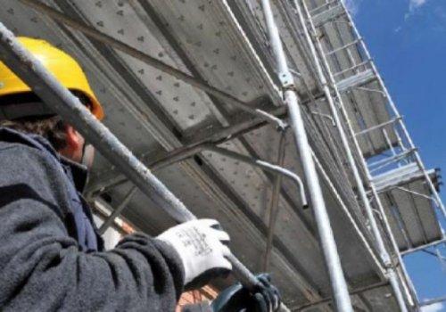 Attività edilizia, in calo i permessi di costruzione