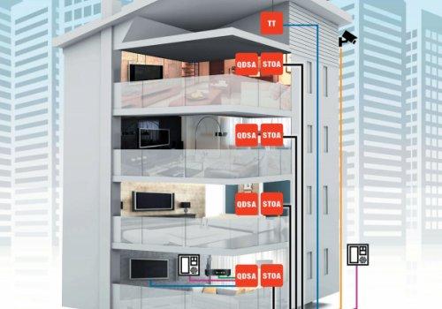 Digitalizzazione dei condomini con la fibra ottica. Elettricisti e periti, incontro informativo il 29 maggio. Iniziativa di CNA-SHV e Collegio dei periti