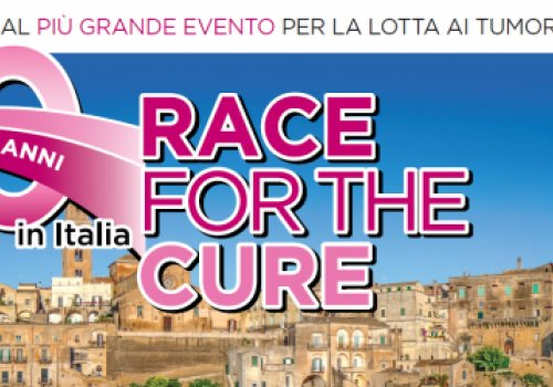 CNA Federmoda con CNA Impresa Donna a Matera per Race for the Cure