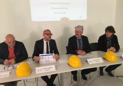Comitato Paritetico Edile e Cassa Edile: le costruzioni sono in ripresa, ecco tutti i nuovi programmi