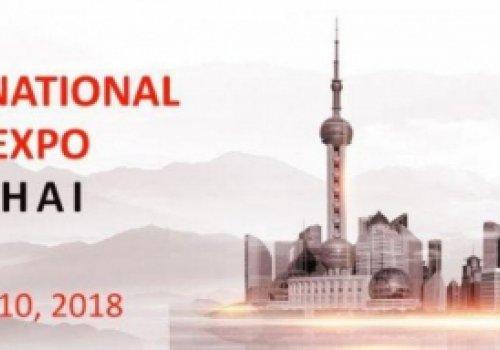 CNA Federmoda: le aziende associate CNA possono esporre nel padiglione italiano dello Shanghai China International Import Expo (5-10 novembre 2018)