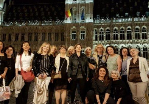 CNA Impresa Donna, una delegazione è a Bruxelles. Per il Trentino Alto Adige partecipa Maria Rosaria d'Agostino