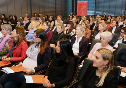Incontro Donne nell'economia 2018: l'automotivazione come chiave di successo