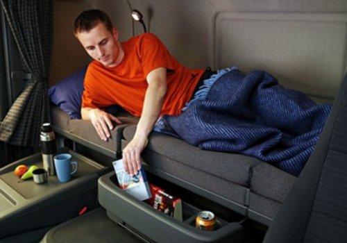 CNA Fita: divieto di riposo settimanale regolare in cabina, sanzioni per chi disattende la norma