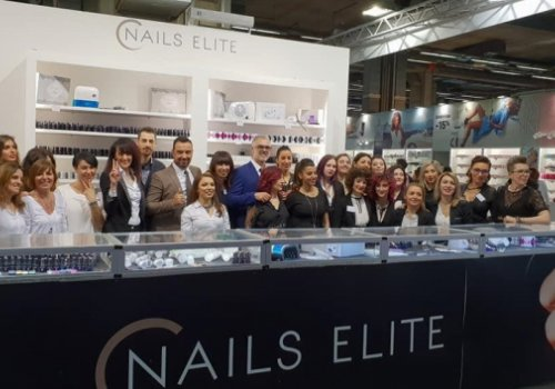 Nails Elite, successo al Cosmoprof Wolrdwide Bologna: in arrivo nuovi mercati: Nord Africa e Medio Oriente
