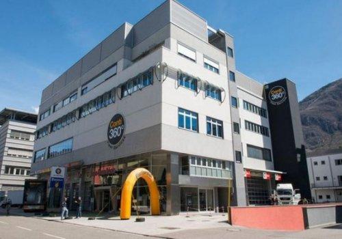 La Sicur Tyres Group di Bolzano entra nel Polo Gomma che verrà realizzato da Trentino Sviluppo a Rovereto. Sinergia nata grazie a CNA Trentino Alto Adige