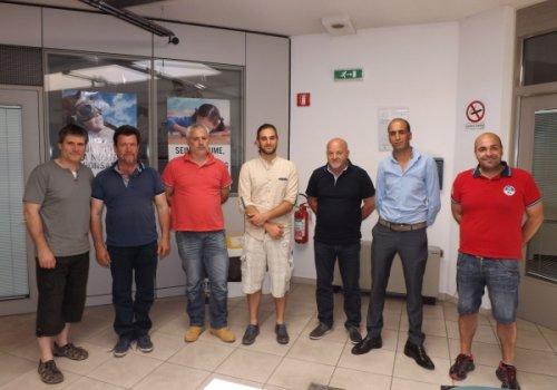 Autotrasportatori CNA-SHV Fita: Galvan portavoce, Aichner vice