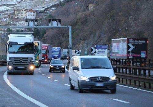L'estensione del divieto di transito settoriale penalizza le aziende altoatesine