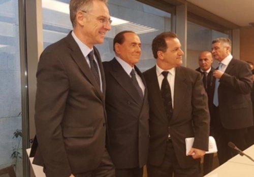CNA Costruzioni, presentato il Manifesto per le Elezioni a Berlusconi. Corea: se non riparte l'edilizia, il Paese è fermo