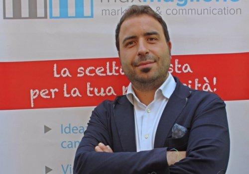 """Comunicazione e Terziario Avanzato, Max Maglione portavoce: """"Il settore può crescere e rafforzare le PMI"""""""