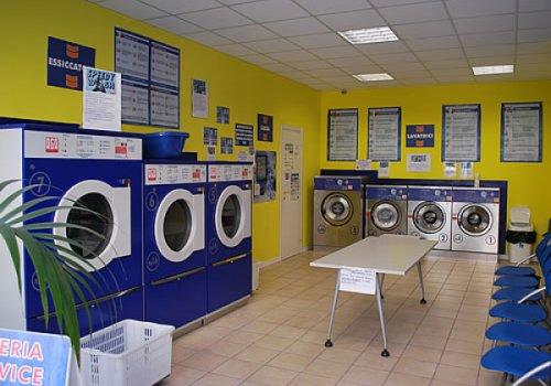 Lavanderie self-service, chiarimenti sull'attività