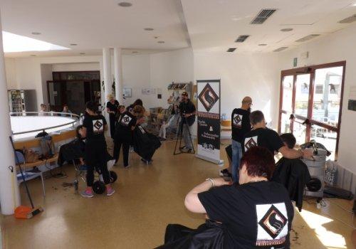 Federacconciatori, taglio e piega gratis ai degenti dell'ospedale di Bolzano