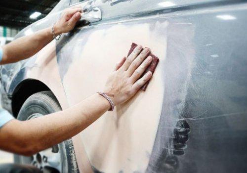 """A """"regola d'arte"""" la riparazione dell'auto dopo l'incidente"""