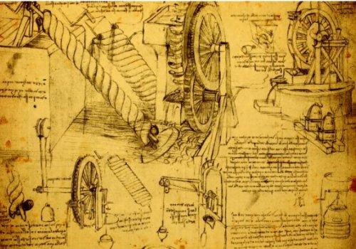 CNA Pensionati: Leonardo, genio assoluto che amava gli artigiani