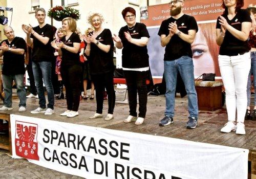 """""""Acconciatori in corsia"""" domenica prossima al San Maurizio"""