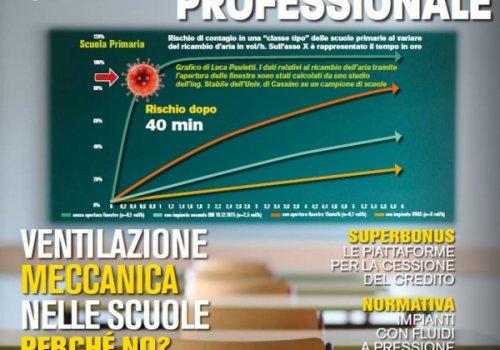 """CNA Installazione e Impianti, pubblicato l'ultimo numero de """"L'installatore Professionale"""". Sfoglialo online"""