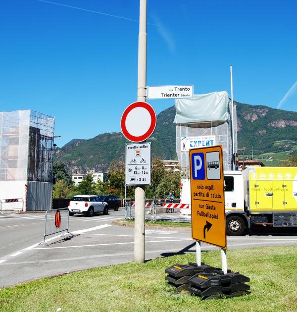 """CNA-SHV: """"Riapertura viale Trento, test da ripetere a ponte Resia. Tanti cantieri aperti e da avviare. Abbiamo la necessità di verificare tutte le alternative possibili per fluidificare il traffico"""""""