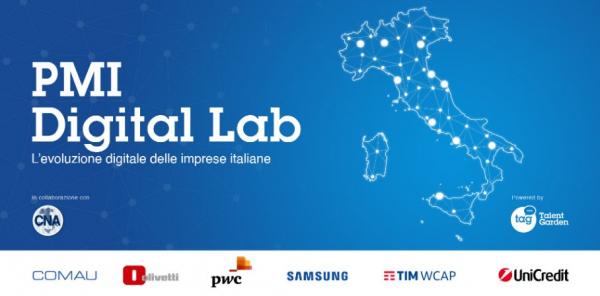 Progetto PMI Digital Lab. Rispondi al questionario sulla trasformazione digitale