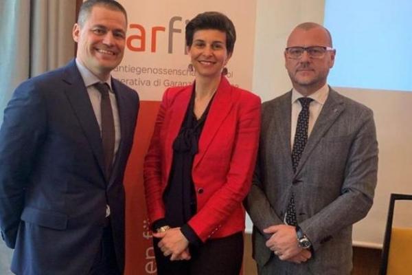 Approvato il bilancio dell'esercizio 2018: 112 milioni di euro finanziati - Garfidi fa rete tra le associazioni, banche e imprese