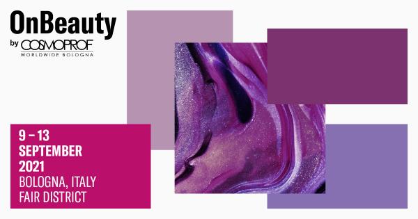 Dal 9 al 13 settembre 2021 si terrà l'OnBeauty by Cosmoprof Worldwide Bologna, evento gratuito per operatori del benessere. Partecipa con CNA