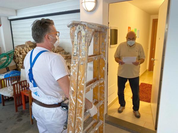 """Covid, sicurezza nei cantieri edili e nei lavori domestici. Impiantisti ed edili CNA: """"Aziende a rotazione e rispetto delle regole per evitare i contagi"""". Corrarati: """"Si dia fiducia alla competenza"""""""