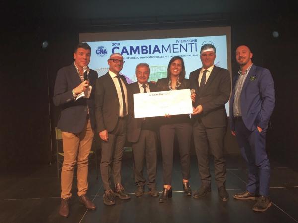 """La migliore startup del Nordest è la Papwa di Udine. Vince il Premio Cambiamenti CNA Triveneto e va alla finale nazionale. Corrarati: """"Necessaria una sinergia tra parchi tecnologici e incubatori delle tre regioni"""""""