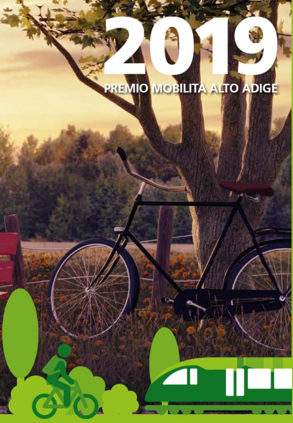 Entro il 31 luglio candidature per il Premio Mobilità Alto Adige 2019