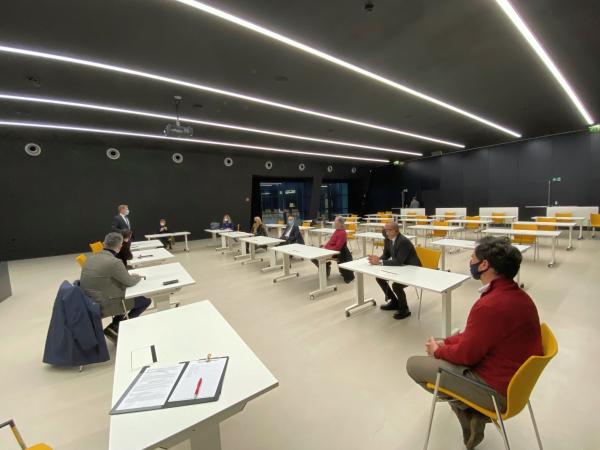 Rete Economia rafforza la partnership con il NOI Techpark. Servizi alle PMI per sviluppare prodotti e processi innovativi