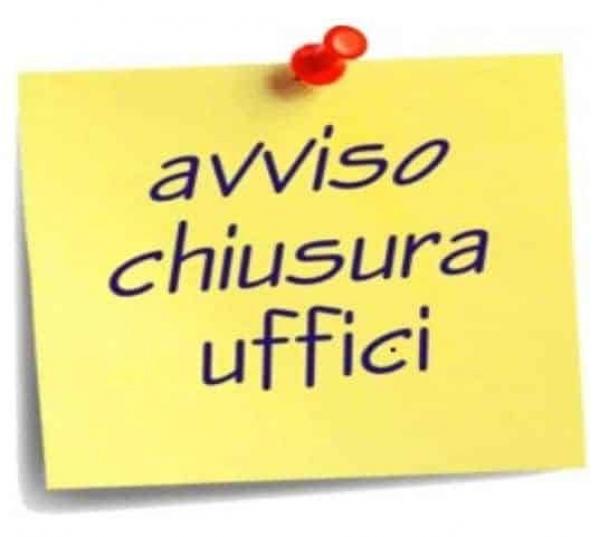 L'1 e il 2 giugno gli uffici di CNA-SHV e CNA Trentino rimarranno chiusi