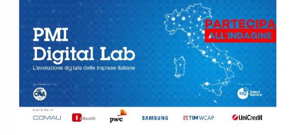 Quanto sei digitale? Partecipa al questionario per PMI Digital Lab
