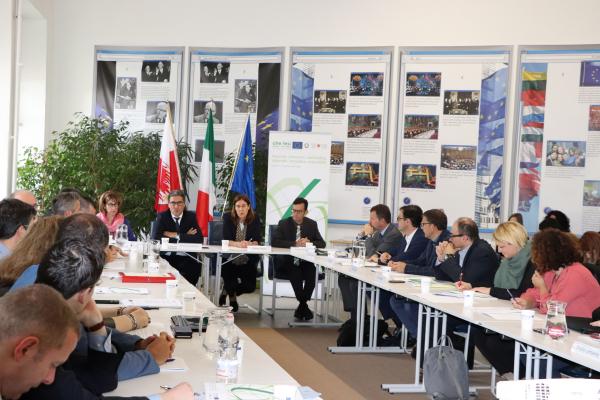 EFRE-Investitionen von 136 Mio. Euro in Forschung und Innovation