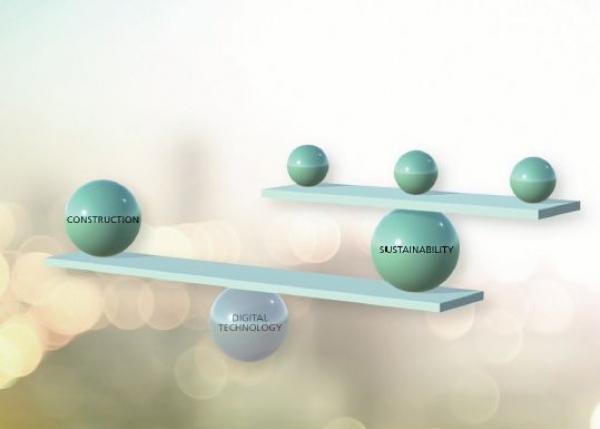 """Invito all'incontro del Fraunhofer Institut Italia su """"Sustainable (r)evolution in construction"""" in programma il 18 febbraio"""