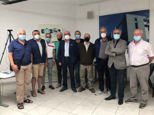 """CNA SHV Pensionati, Simoni confermato presidente: """"Vogliamo essere nonni per le città. Lavori e prestazioni al servizio della comunità"""""""