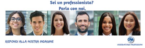 Osservatorio Professioni CNA - Partecipa all'indagine